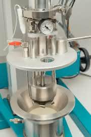Labortauchmühle TML: Labortauchmühle  in Keramikausstattung/Vakuum