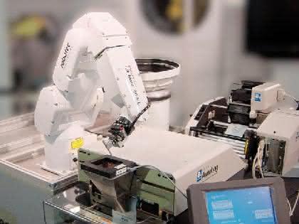Beutelverpacken: Wenn Roboter einpacken