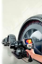 Wärmebildkamera testo 880: Thermografie: Vorlagen gemäß DIN EN 13187