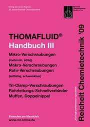 Handbuch THOMAFLUID-III: Schlauch- und Rohrverbinder