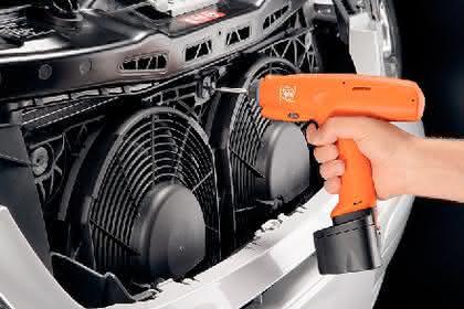 Zwei-Stufen-Abschaltschrauber: Automatisch  einen Gang zurück