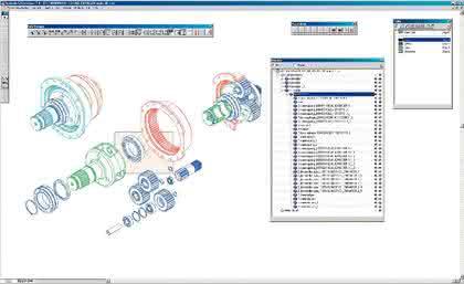 Datenanalyse: Dank 3D schneller zur technischen Illustration