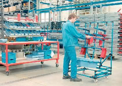 Industrieroboter: Aus wenig viel machen