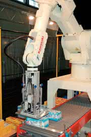 Roboter für Intralogistik: Automatisierte  Intralogistik