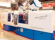 IML auf 2K-Maschine: In-Mould-Labeling  mit neuem Ansatz