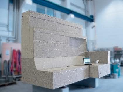 Werkstoffe: Ein Bett aus Granit