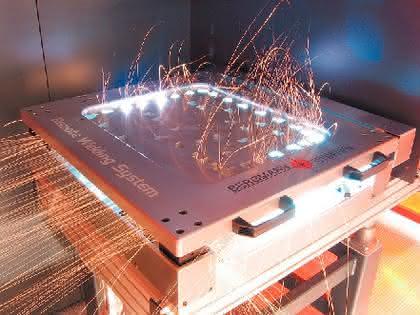 Laser Remote Schweißsysteme: Im Rausch