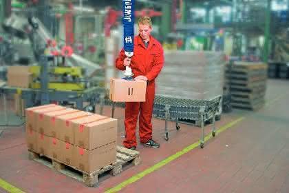 Industrieroboter: Nicht drängeln