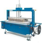Umreifungsmaschine RO-TRC-5: Fest gewickelt