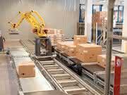 Roboter-Verfahrachse: Roboter sicher geführt