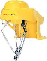 Delta-Roboter: Schaumige Konsistenzen
