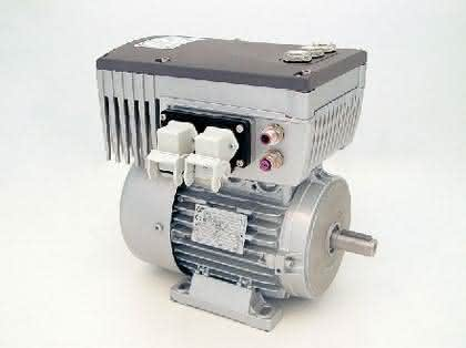 Frequenzumrichter SK 200E: Farbenfrohe Übersicht