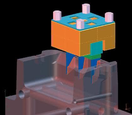 Software: Formen- und Werkzeugbau: Hohe CAD/CAM-Anforderungen