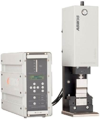 ABW35: Mehr Ultraschallschweißen  in der Verpackungstechnik