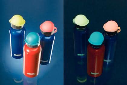 Nachleuchtende Thermoplaste: Leuchten länger