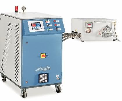 Verteiler SWV: Variotherme  Werkzeugtemperierung