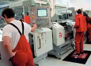 CNC-Ausbildung: Auf elf angewachsen
