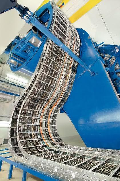 Lineartechnik: Strahlen-Transport