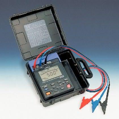 Hochspannungs-Isolationstester Hioki 3455: Digitaler Tester