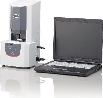 Spektrophotometer BioSpec-nano: Sparsam, leistungsstark, vielseitig