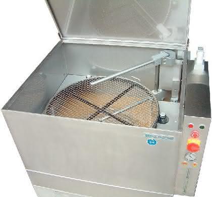 Waschsystem Tampondruck: Besser reinigen im Tampondruck