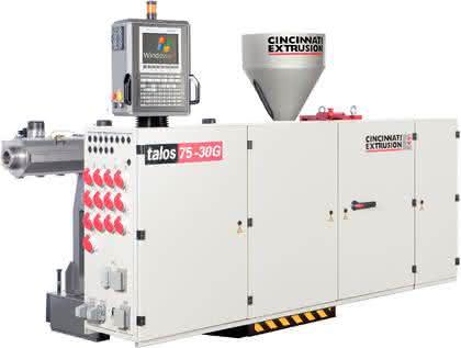 Drei-Schicht-Rohre mit Faserverstärkung: Faserverstärkte  Drei-Schicht-Rohre produzieren