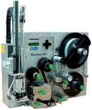 CAB Hermes A2-600: Auch kleine Produkte kennzeichnen
