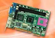 CPU-Karte: Ein passives Verhalten