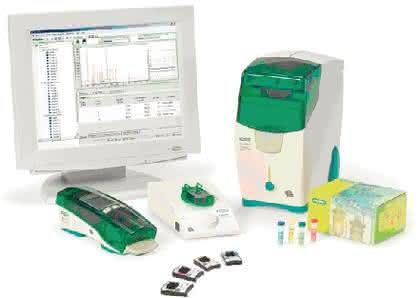 Experion Automated Electrophoresis-System: Elektrophorese auf Chip