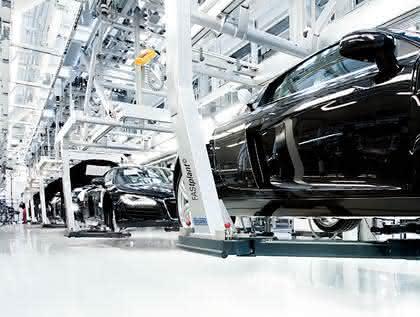 Produktionssysteme: Über Grenzen hinweg