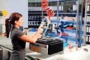 Handhabungstechnik: Schont die Gesundheit