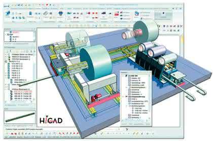 Software: HiCAD 2010 beschleunigt den  Konstruktionsprozess