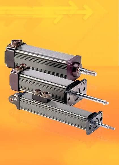 Elektro-Stellzylinder: Angesichts steigender  Betriebskosten