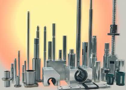 Lineartechnik-Komponenten: Ganz fix