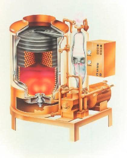 Schnelldampferzeuger: Wer schnell Dampf macht