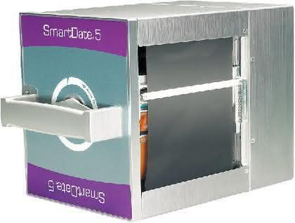 Thermotransferdrucker SmartDate 5/128: Großer Druckbereich