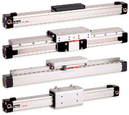 Hydraulik + Pneumatik: Schutz durch zwei Bänder