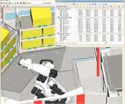 Automatisierungslösungen, Prozeß-Simulation: Wie Roboter  laufen lernen