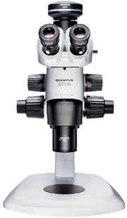 Encoder SZX2 für Zoom-Stereomikroskope SZX10/16: Automatische Datenerfassung  – höhere Reproduzierbarkeit