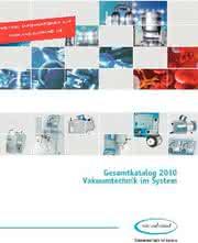 VACUUBRAND Gesamtkatalog 2010: Katalog für Vakuumtechnik