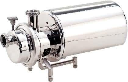Selbstansaugende Pumpe: Speziell für den Hygienebereich
