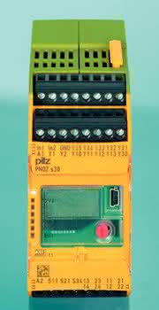 Sicherheitsschaltgerät PNOZsigma: Hat den Dreh raus