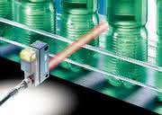 Reflexions-Lichtschranke FRDK 14: Ein Auge auf  Transparentes werfen