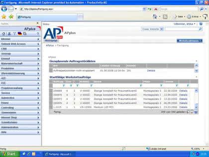 ERP-Lösung: Das ewige Kurbeln