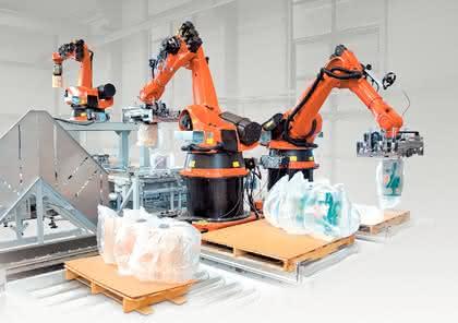 Roboter in der Converting-Industrie: Mehr Leistung