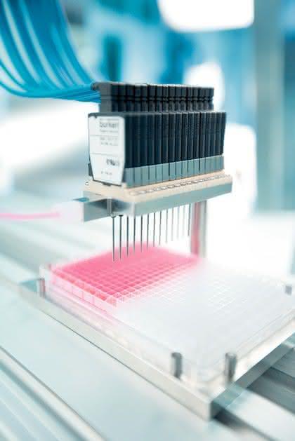 Flipper-Magnetventil 6650: Genaue Dosis: Flipper Magnetventil  für industrielle Mikrodosiertechnik