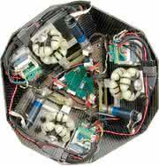 Mechatronik: Runde Bewegung