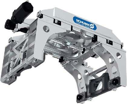 Industrieroboter: Kraftpakete