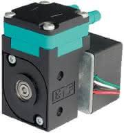 Flüssigkeits-Membranpumpe NF 25: Kompakte Flüssigkeitspumpe