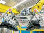 Handhabungstechnik: Baukasten-Lösung: Innovative Entnahme von Großteilen aus Spritzgießmaschinen